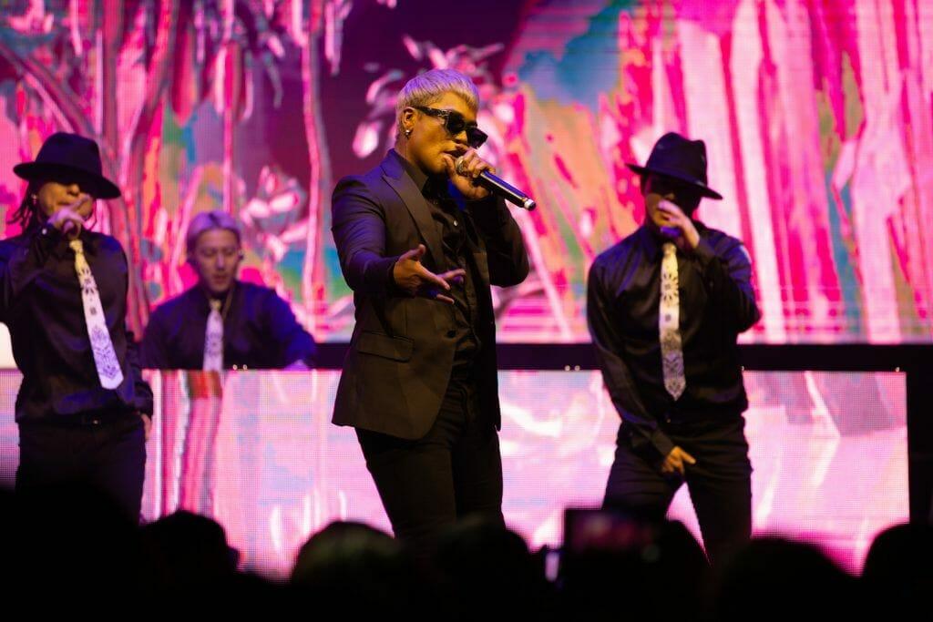 CrazyBoy Performs at Otaquest 2019 at L.A. Live