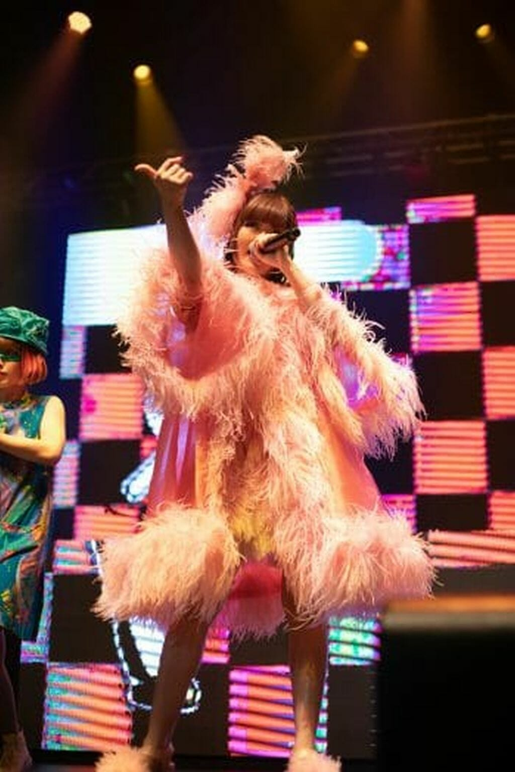 Kyary Pamyu Pamyu Performs At Otaquest 2019 At LA Live