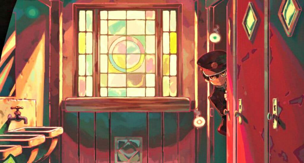 Toilet-Bound Hanako-kun Anime Gets First Key Visual, Main Staff