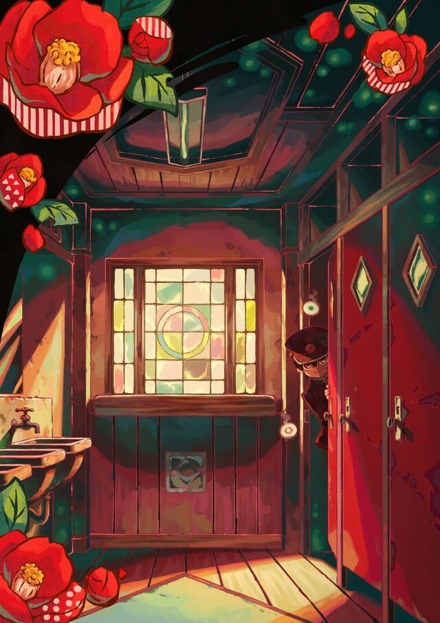 Toilet-Bound Hanako-kun Anime Visual