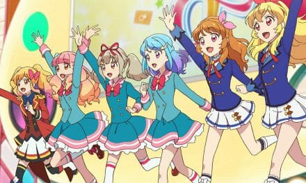 Aikatsu on Parade! Anime Gets New Trailer, Visual, Cast Members