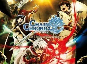 Chain Chronicle Key Visual