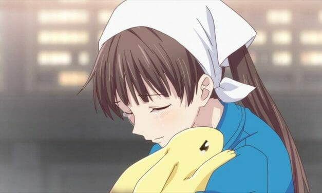 The Herald Anime Club Meeting 111: Fruits Basket, Episode 14