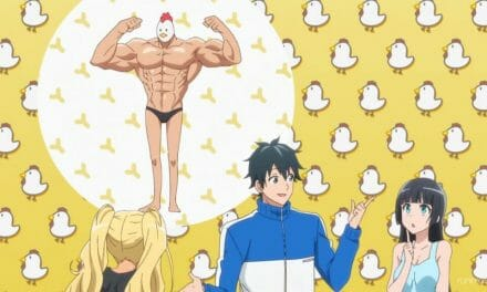 The Herald Anime Club Meeting 112: How Heavy Are The Dumbbells You Lift? Episode 1