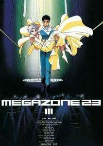 Megazone 23 Part III Key Visual