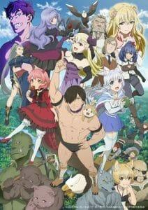 Hataage Kemonomichi Anime Visual