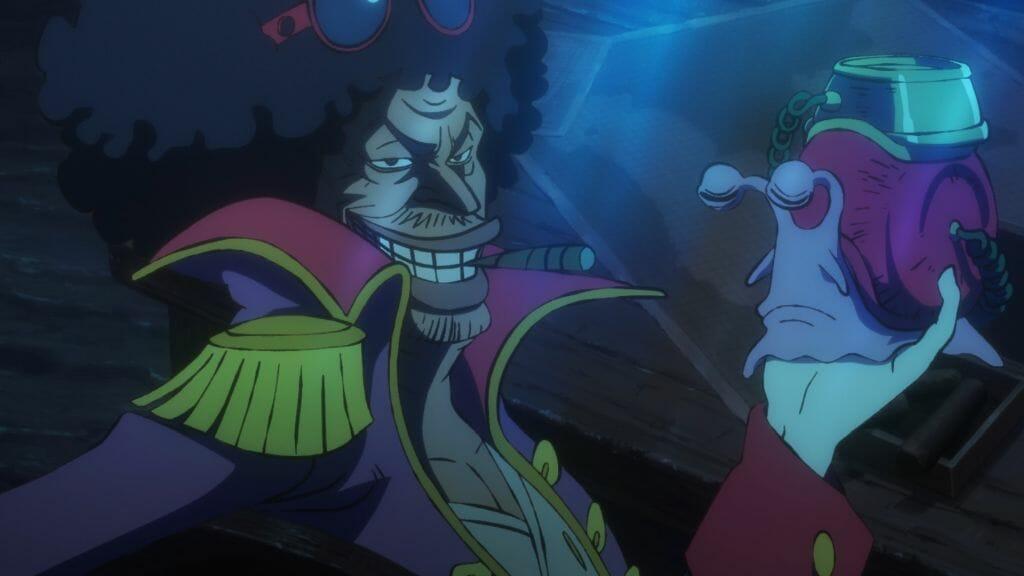 One Piece Stampede Still
