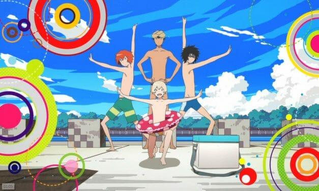 Sentai Filmworks' Tsuritama Blu-Ray, DVD Go Out Of Print