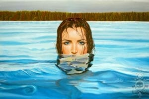 Head Above Water by Sarah Wilkinson