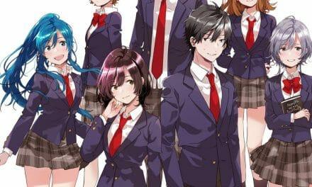 Bottom-Tier Character Tomozaki Gets Anime Adaptation