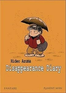 Disappearance Diary Manga Cover