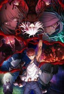 Fate Stay Night Heavens Feel III Spring Song Visual