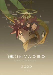 ID INVADED Anime Visual