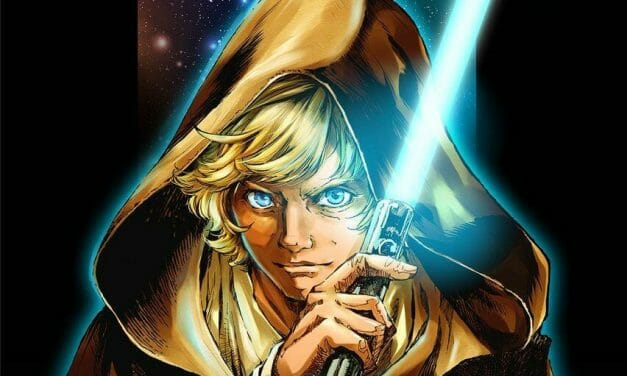 Viz Media Licenses Star Wars: Legends of Luke Skywalker Manga