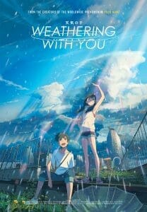 Weathering With You Anime Film English Visual