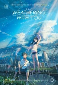 Weathering With You English Visual