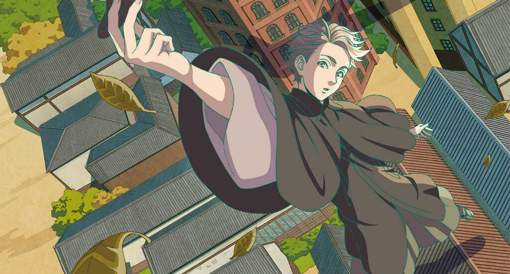 Woodpecker Detective's Office Anime Gets First Trailer, Cast Greetings