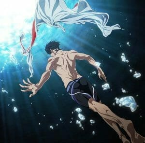 Free! 2020 Sequel Film Visual