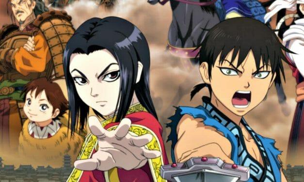 """Kingdom"" Anime Gets Third Season in 2020"