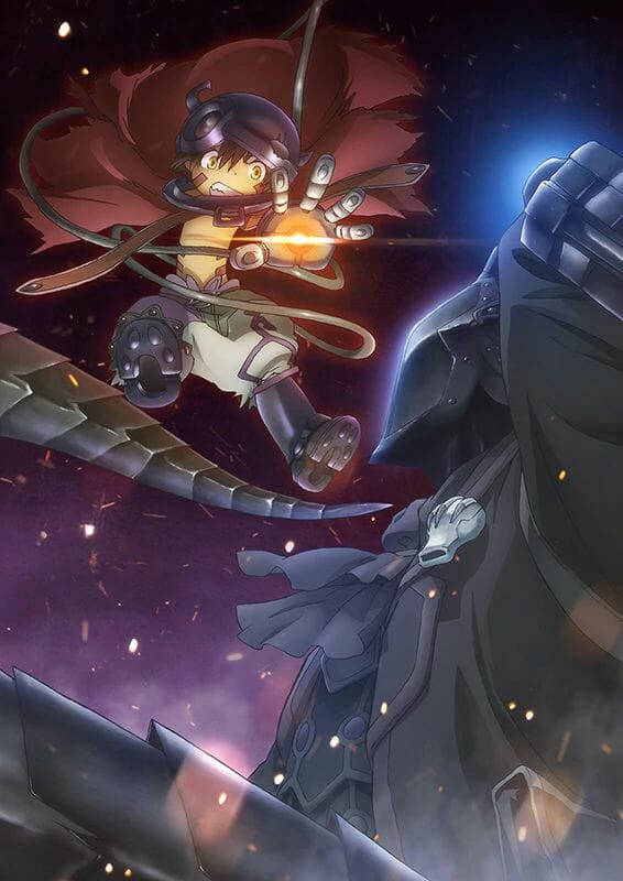 Made In Abyss Dawn of a Deep Soul Movie Visual