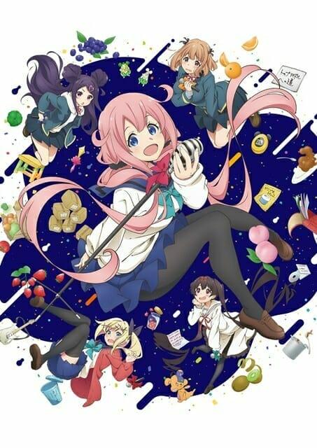 Ochikobore Fruit Tart Anime Visual