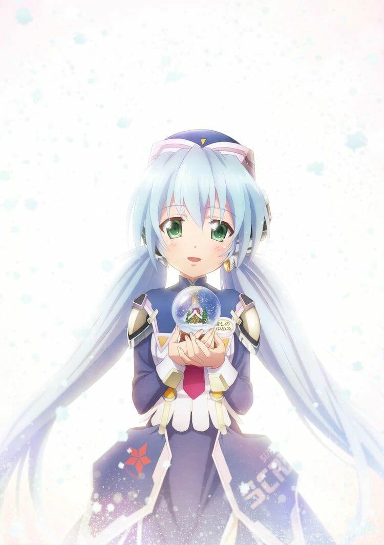 Planetarian 2019 OVA Visual