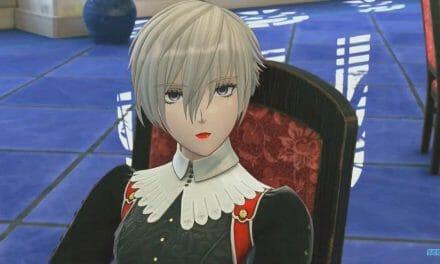 Persona's Soejima Designs, Miyuki Sawashiro Voices Hakushu Murasame In Project Sakura Wars