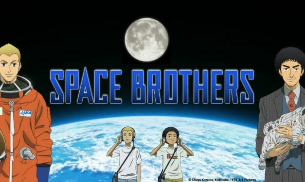 "Sentai Filmworks Licenses ""Space Brothers #0"" Movie"