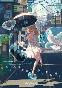 VOFAN Colorful Dreams Book Cover