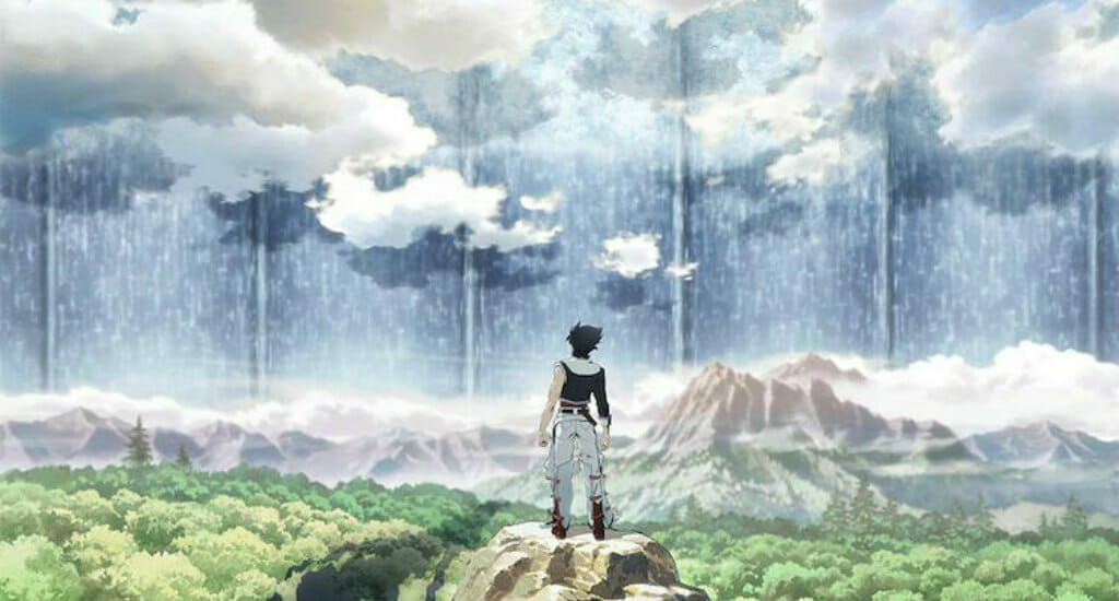 "Goro Taniguchi & Kazuki Nakashima Working on ""Back Arrow"" Anime Series"