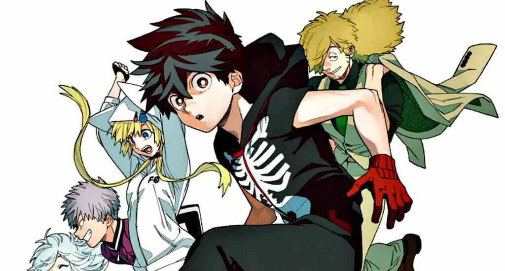 Kemono Jihen Manga Gets Anime TV Series