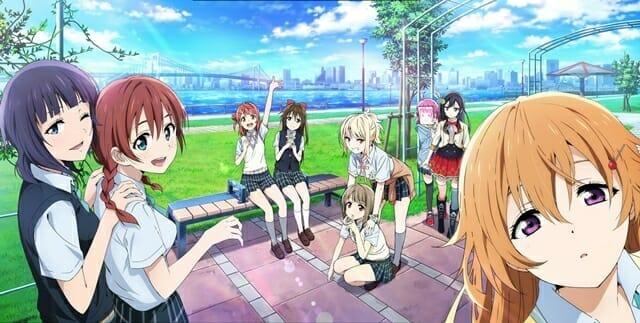 "Love Live! Spinoff Anime ""Nijigasaki Gakuen School Idol Dōkōkai"" In The Works"