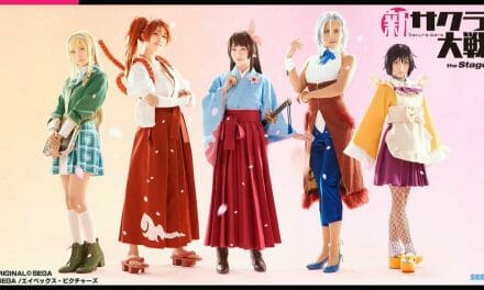 Sakura Wars (2019) Stage Show Cancelled Due to COVID-19 Coronavirus Outbreak