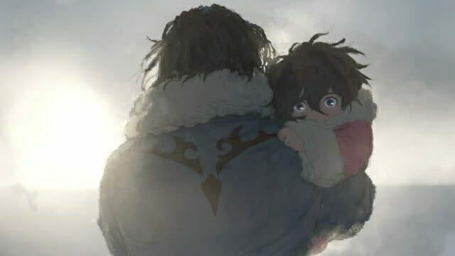 Shika no Ou Anime Film Still