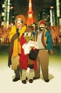 Tokyo Godfathers Film Visual