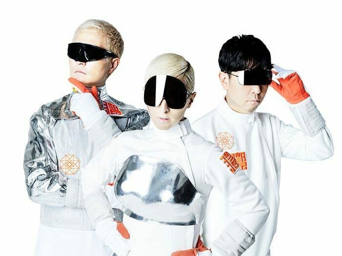m-flo Group Photo