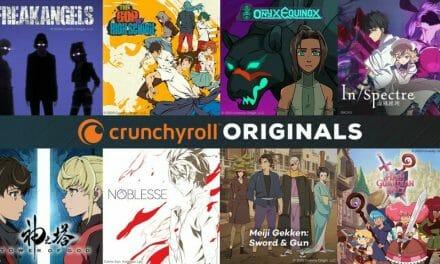 "Crunchyroll Announces ""Crunchyroll Originals"" Original Programming"