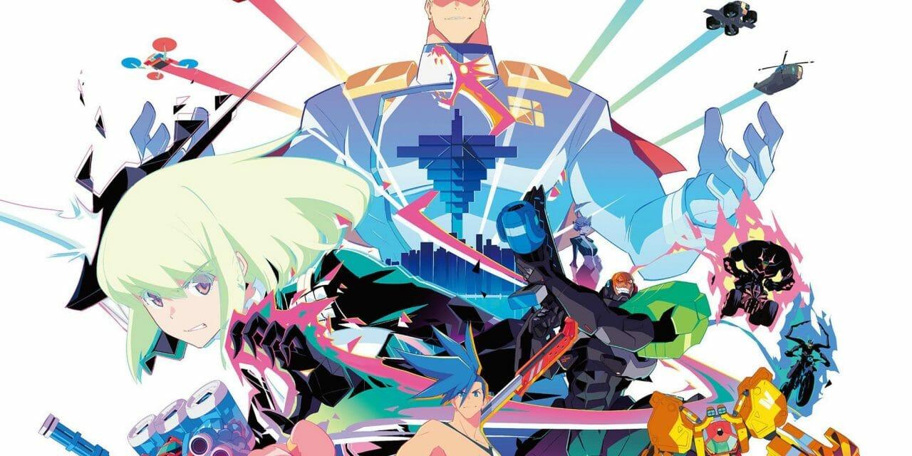 Insight into PROMARE from Studio TRIGGER's Wakabayashi and Koyama