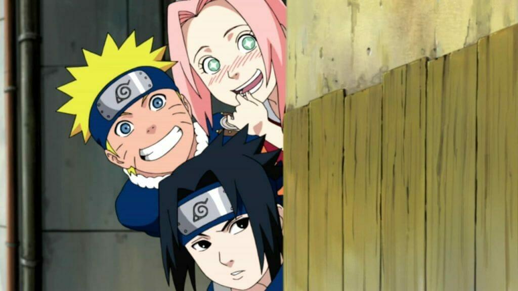 Naruto Anime Still
