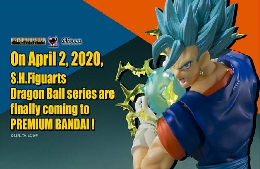 Premium Bandai USA Adds Limited Edition Bandai Spirits Hobby, Tamashii Nations Goods