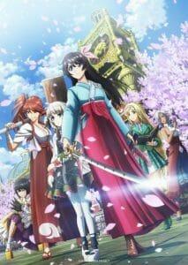 Sakura Wars (2019) Anime Visual