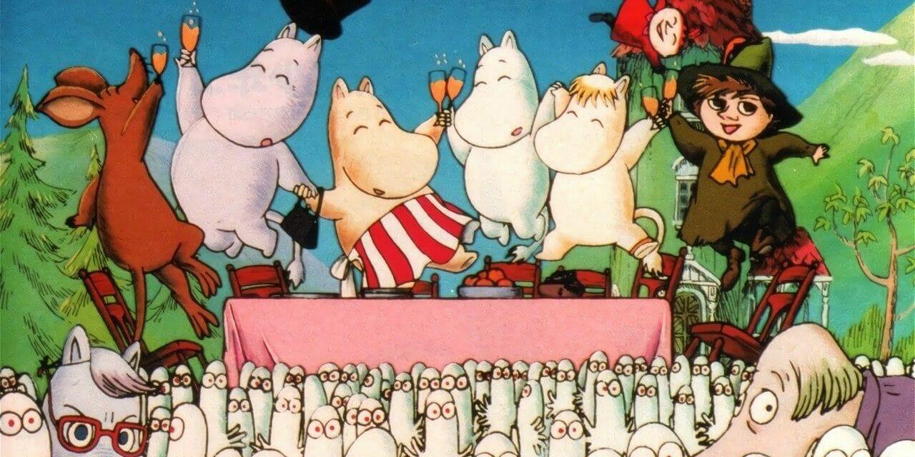Tanoshii Moomin Ikka and the Value of Loose Adaptations