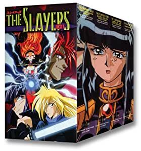 The Slayers Next VHS Set 2