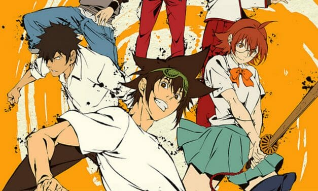 "Crunchyroll Streams ""The God of High School"" Character Trailer"