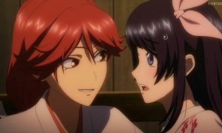 The Herald Anime Club Meeting 142: Sakura Wars (2019) the Animation, Episode 4