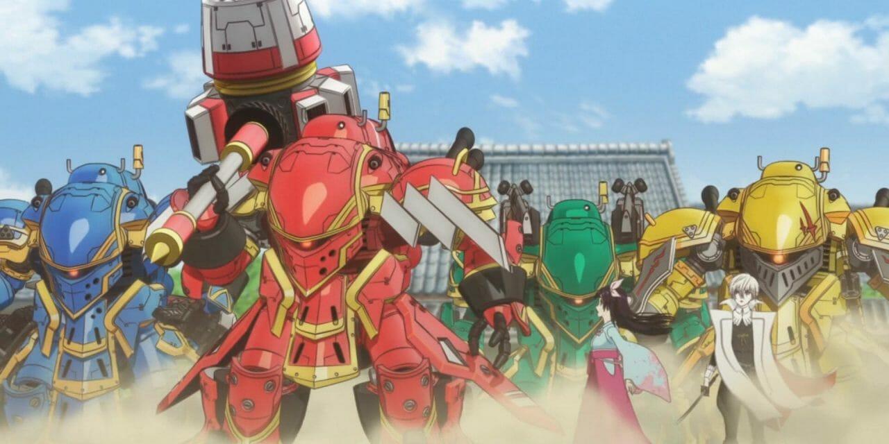 The Herald Anime Club Meeting 143: Sakura Wars (2019) the Animation, Episode 6