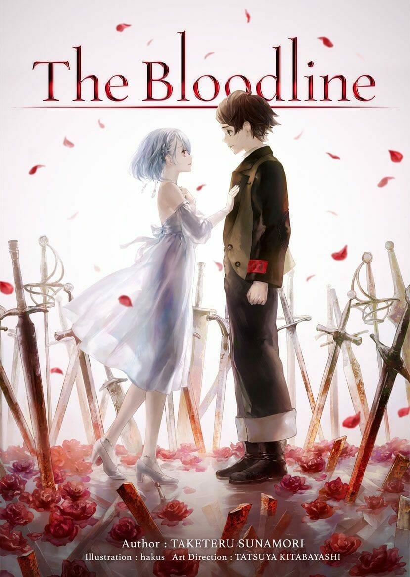 The Bloodline Novel Volume 1 Cover