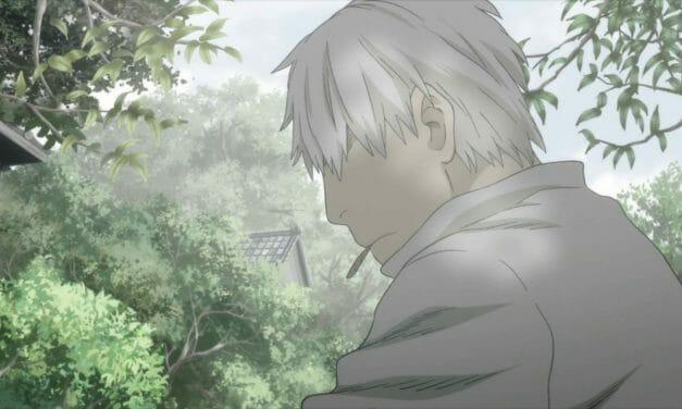 Eyes on Yokai: Mushi-shi