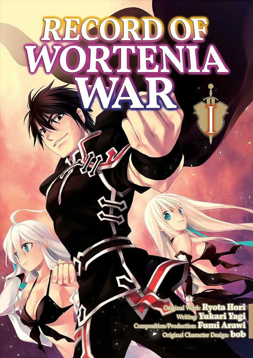 Record of Wortenia War Manga Volume 1 Cover