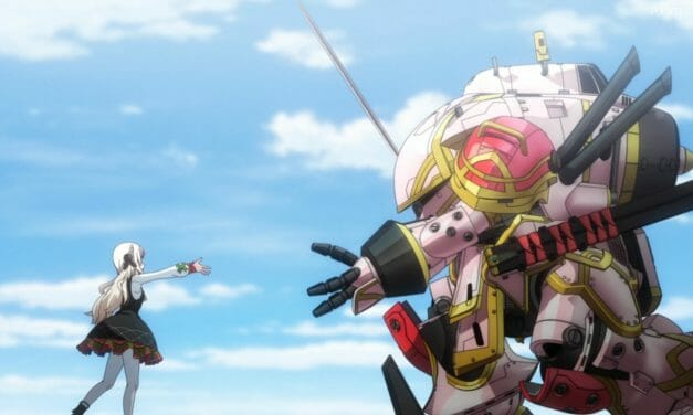 The Herald Anime Club Meeting 146: Sakura Wars (2019) the Animation, Episode 9